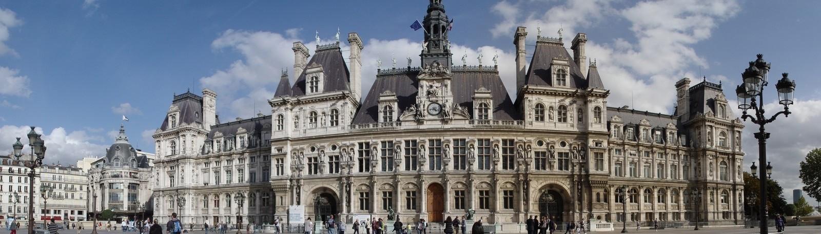 Parkeren Parijs Gemeentehuis