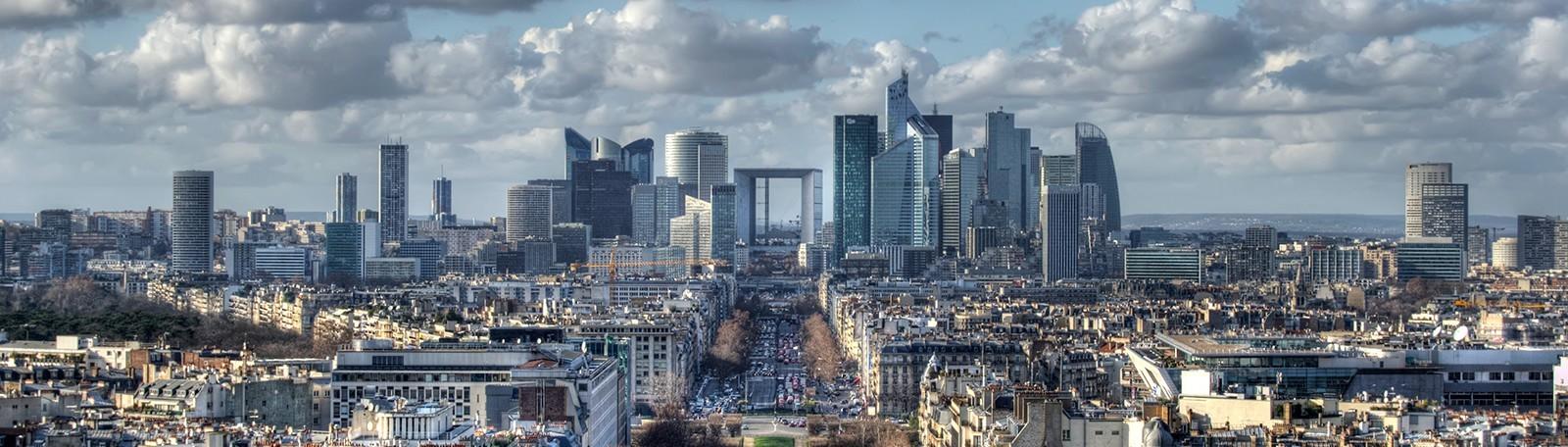 Parkeren Parijs La Défense