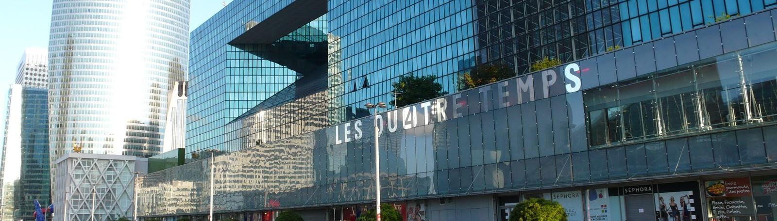 Parkeren Parijs Les quatre temps