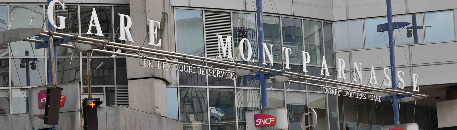Parkeren Parijs Montparnasse station