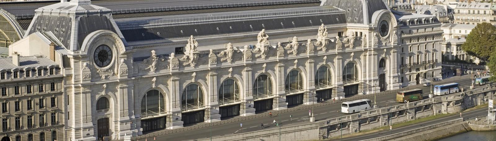 Parkeren Parijs Museum van Orsay