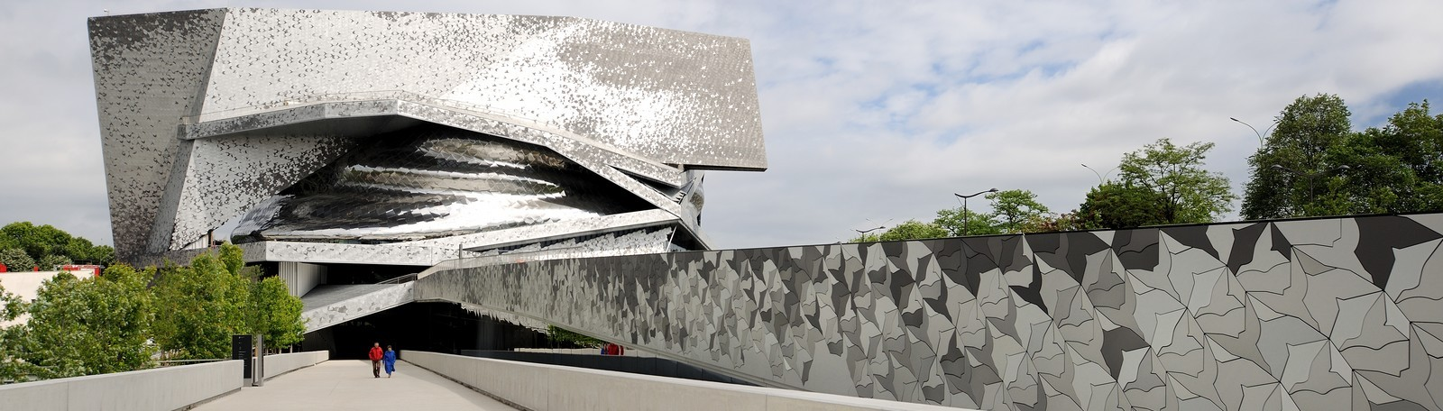 Parkeren Parijs Philharmonie