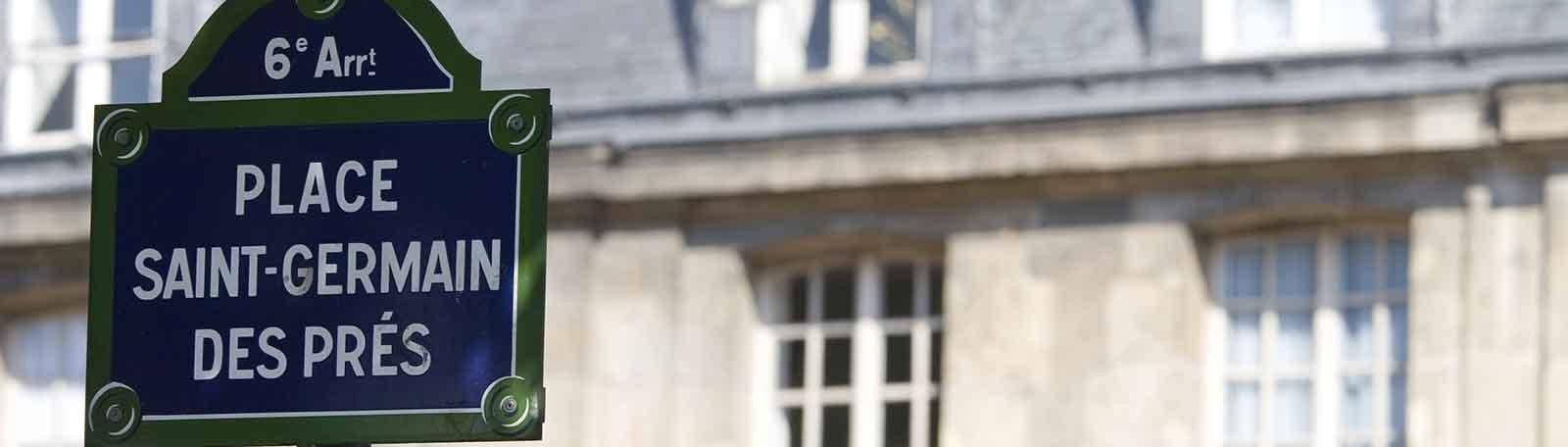 Parkeren Parijs Saint-Germain-des-Prés