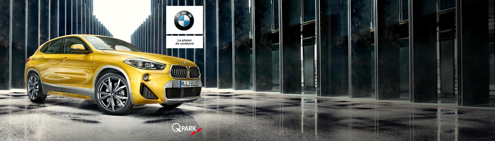 Partenariat BMW - Q-Park 2018