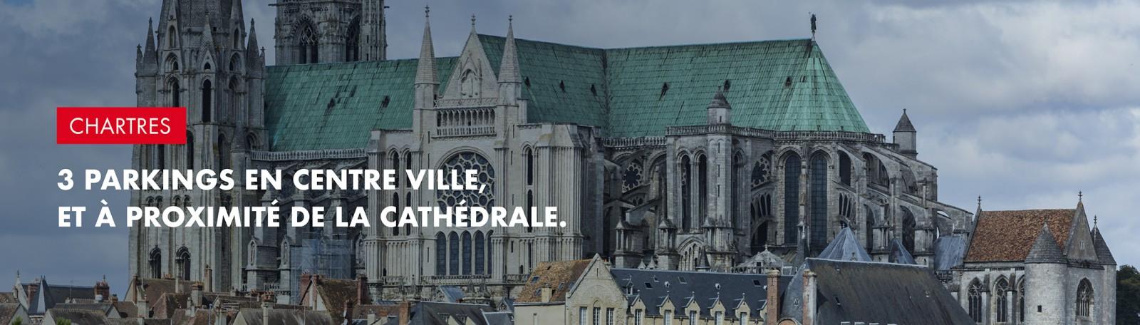 Réservation dans le centre-ville de Chartres