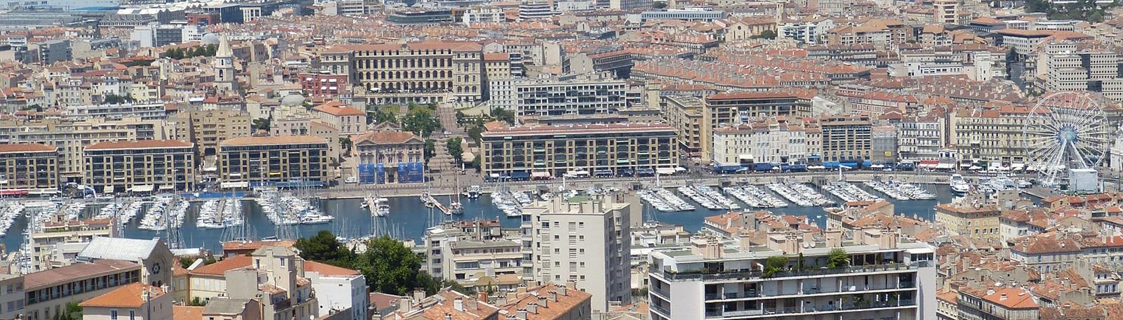 Car park Breteuil - Park in Marseille   Q-Park