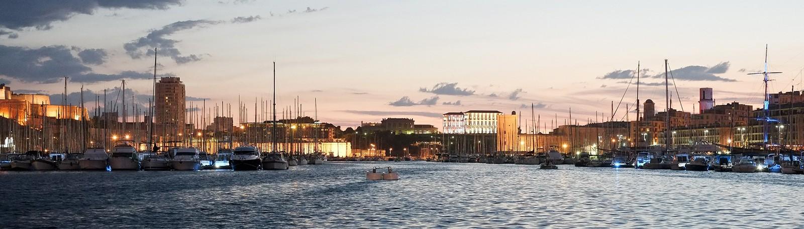 Q-Park Espercieux - Rue des Docks 13002 Marseille