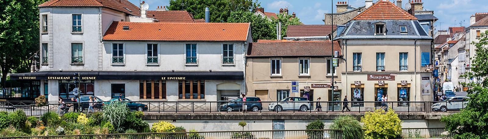 Car park Jean Rose 2 - Park in Meaux | Q-Park