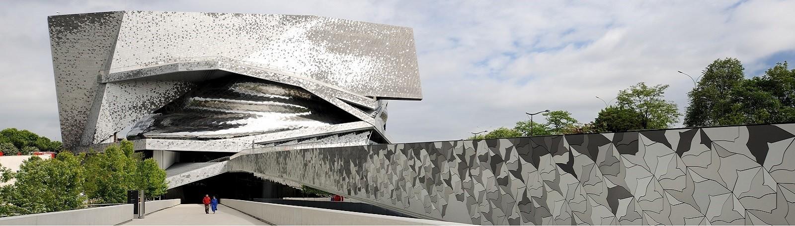 Q-Park Philharmonie - 185 Boulevard Sérurier (Porte de Pantin) 75019 Paris