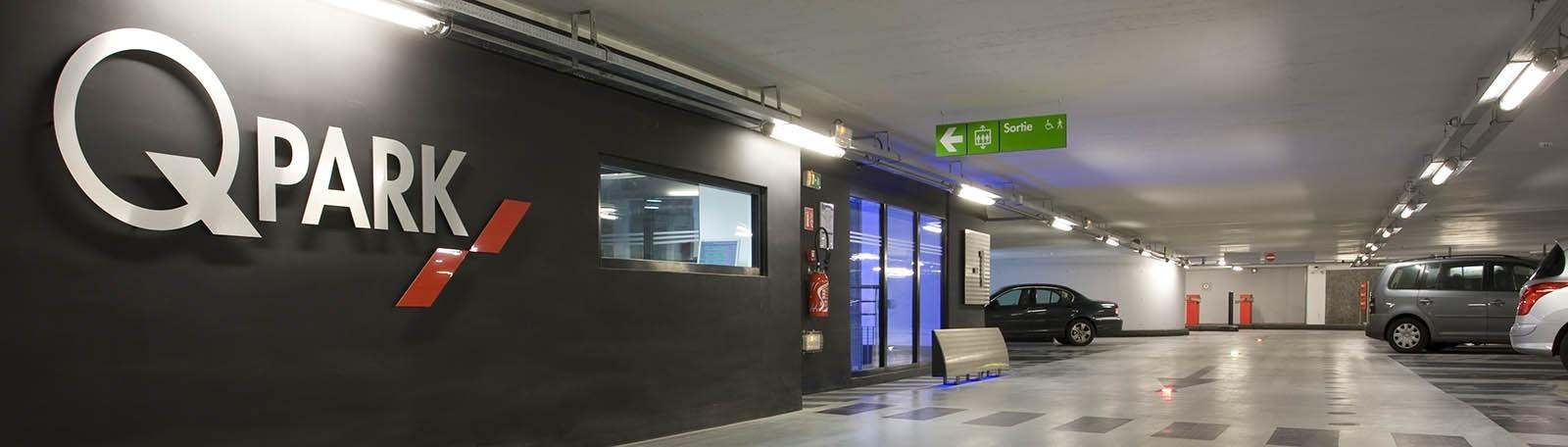 Q-Park University - Rue Toussaint Louverture 93200 Saint-Denis