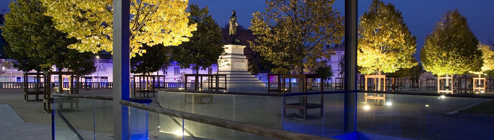 Car park Champs de Mars - Park in Valence   Q-Park