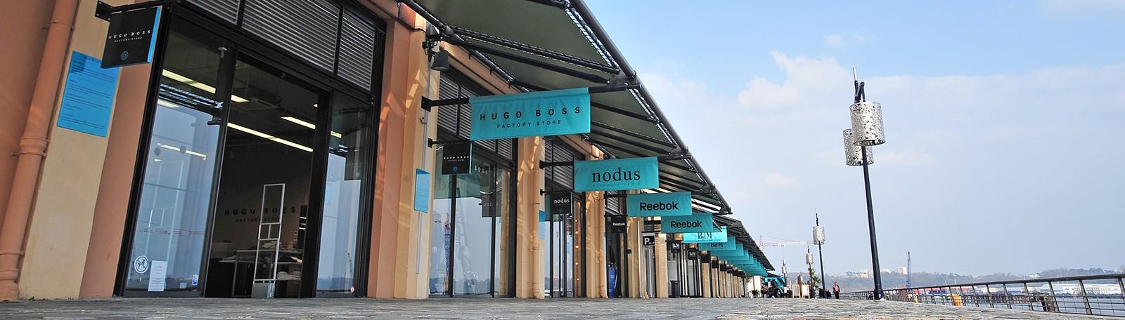 Parking Quai des Marques - Parkeren in Bordeaux | Q-Park