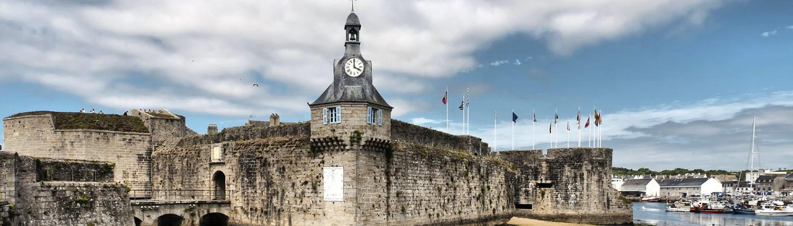 Parking Coat Ar Gueven - 6 Rue Dupleix 29200 Brest