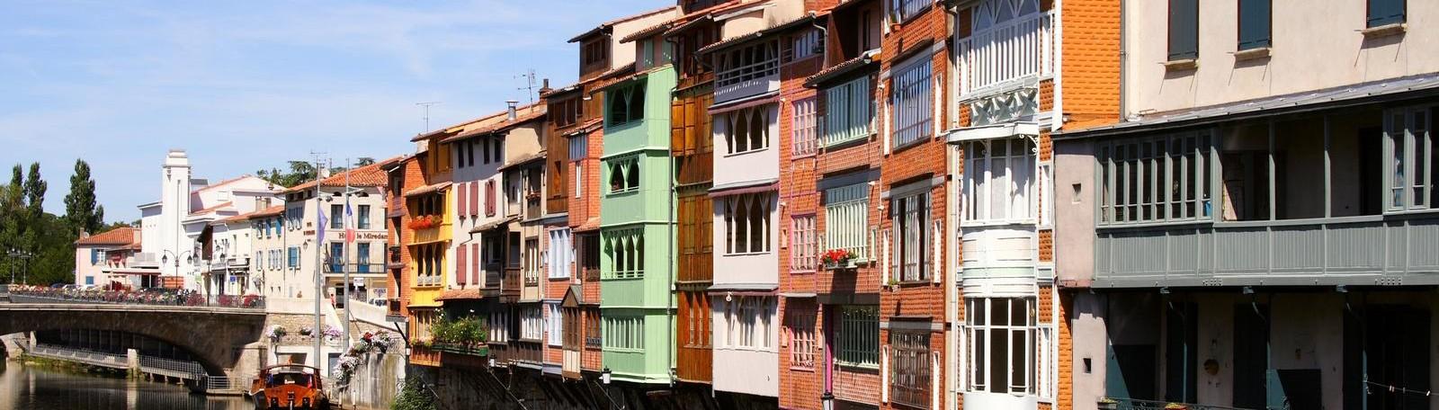 Parking République - Place de l'Alsace Lorraine 81100 Castres