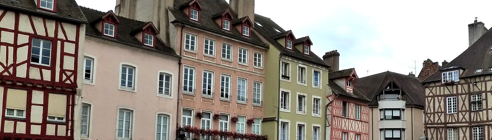 Parking Colombière - Parkeren in Chalon sur Saône | Q-Park