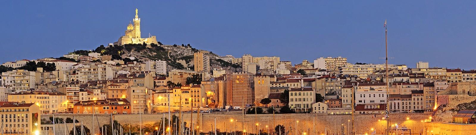 Parking Vieux Port Hôtel de Ville - Parkeren in Marseille | Q-Park