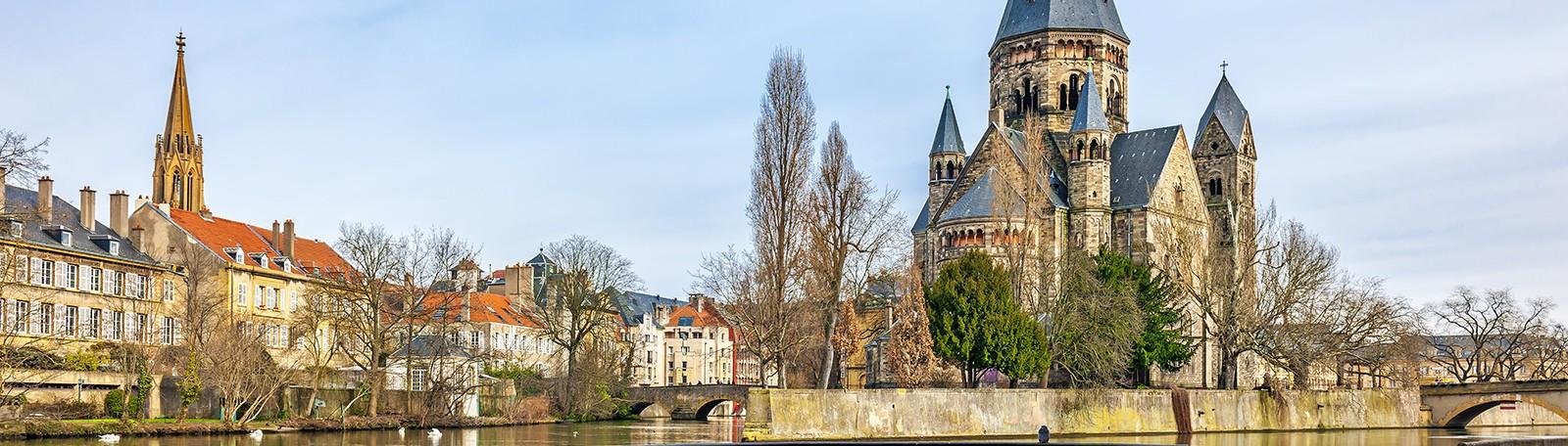 Parking Boulevard de Trèves P1 - 18 Boulevard de Trèves 57070 Metz