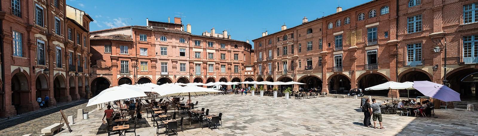 Parking Occitan Sous-Sol - 16 Place Prax-Paris 82000 Montauban