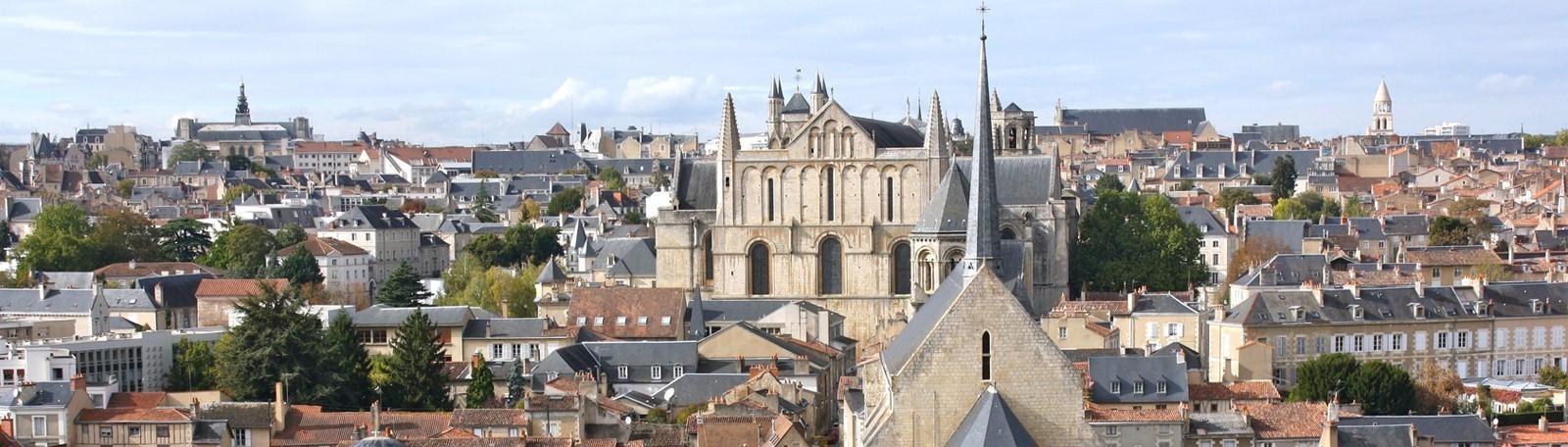 Parking Les Cordeliers - 4 bis Rue Henri Oudin 86000 Poitiers