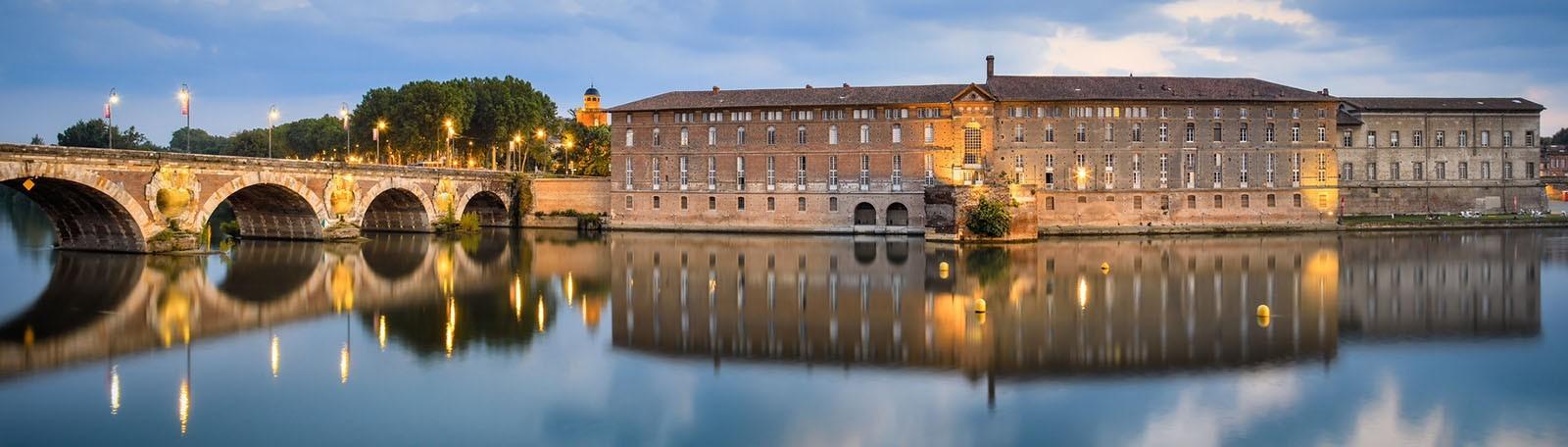 Parking Jeanne d'Arc / Centre-Ville - Parkeren in Toulouse   Q-Park