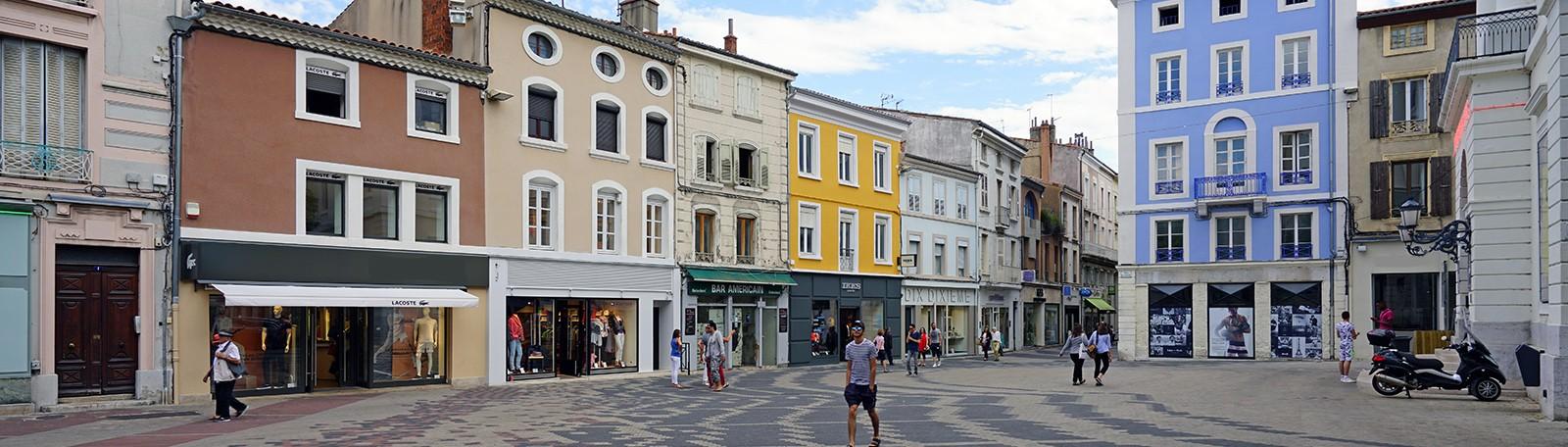 Parking Chareton Ouest - 1 Cours Chareton 26000 Valence