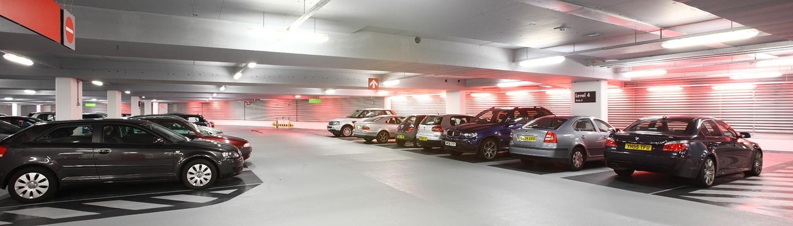 Parking Valence Gare - Rue Denis Papin 26000 Valence