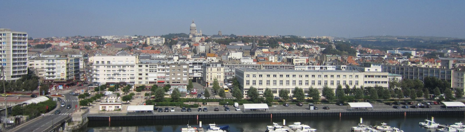 Stationner à Boulogne-sur-Mer Adolphe Herry
