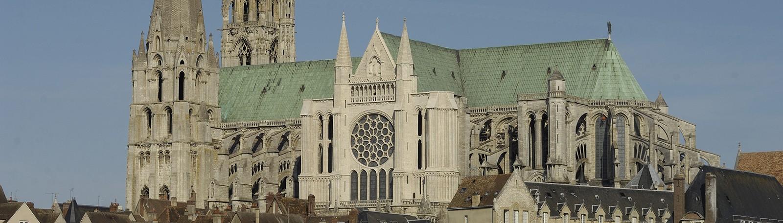 Stationner à Chartres Cathédrale