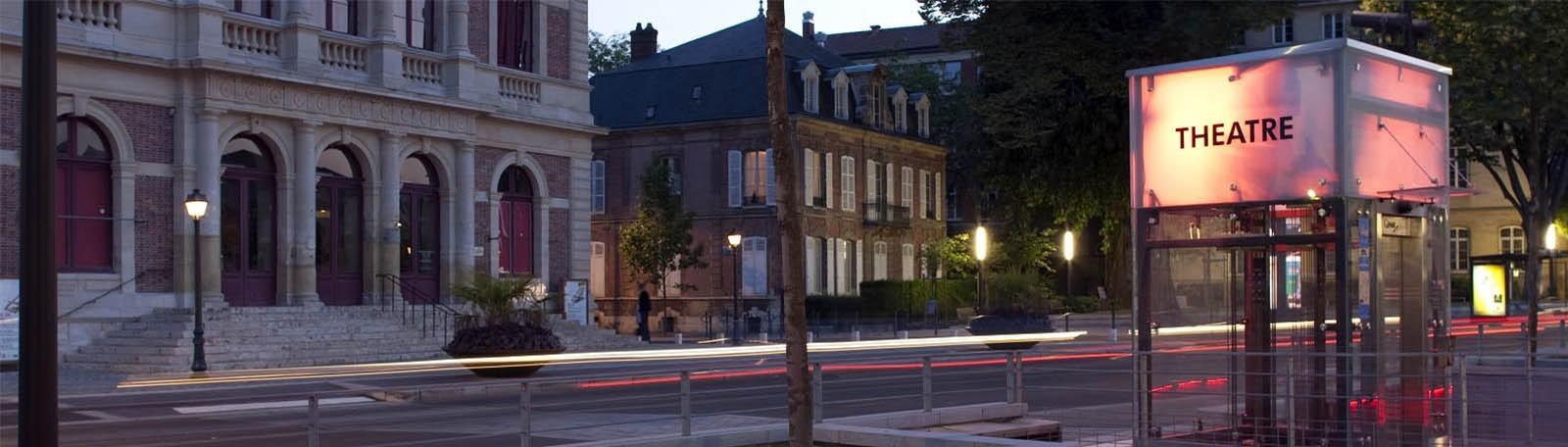 Réservation parking Coeur de Ville Chartres
