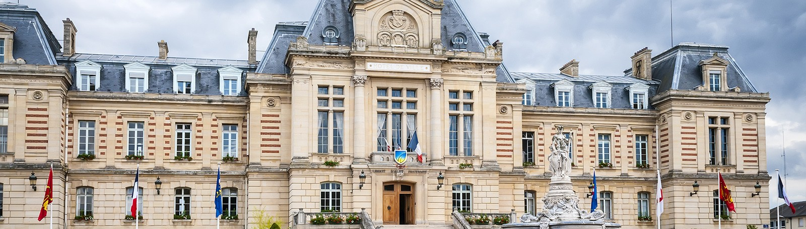 Stationner à Evreux Hôtel de Ville