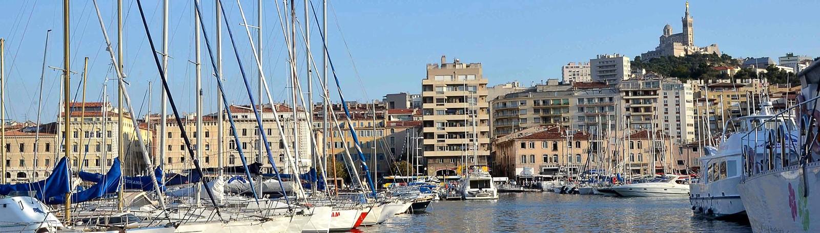 Stationner à Marseille Corderie