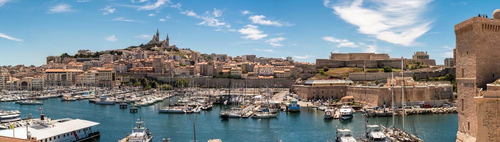 Réservation parking Joliette Port Marseille
