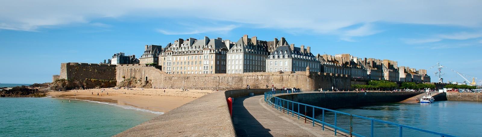 Réservation parking Saint Vincent Saint Malo