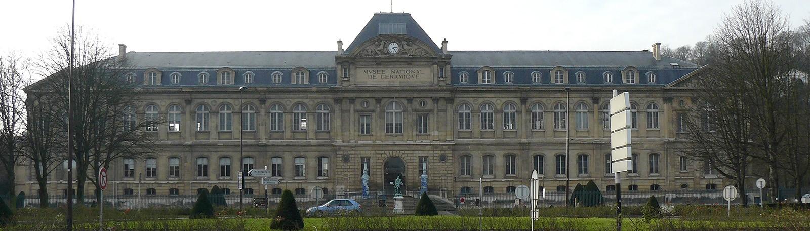 Stationner à Sèvres Manufacture