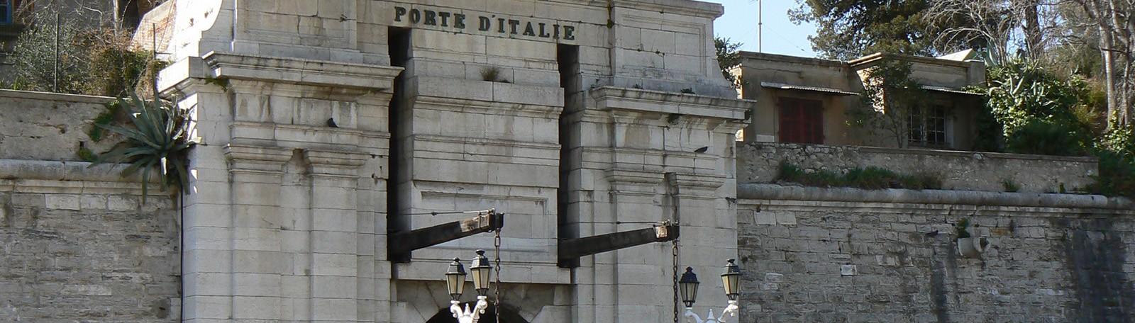 Stationner à Toulon Porte d'Italie