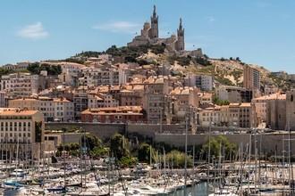 A summer in Marseille