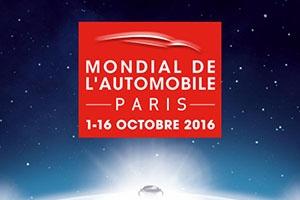 2016 International Car Show, Paris