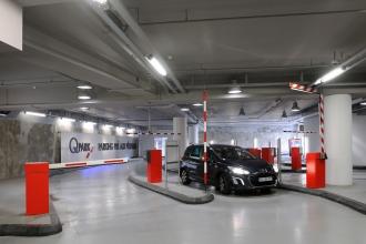 European Parking Awards voor de parking Pré des Pêcheurs in Antibes