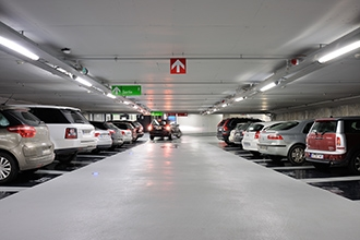 Opening of a new Q-Park car park at the very heart of Paris!