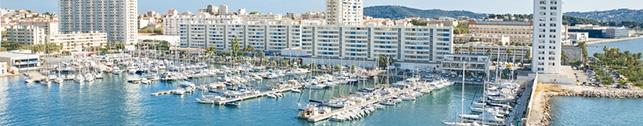 Réservez votre place à Toulon