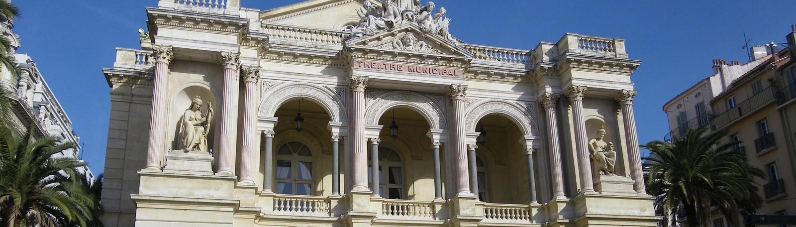 Parkeren Opéra de Toulon