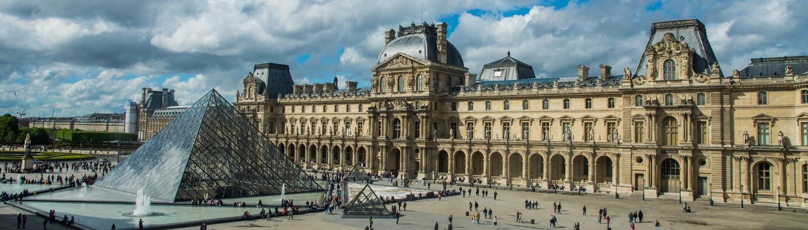Parkeren Parijs Louvre museum