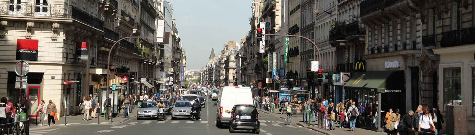 Parking Paris Rue de Rennes