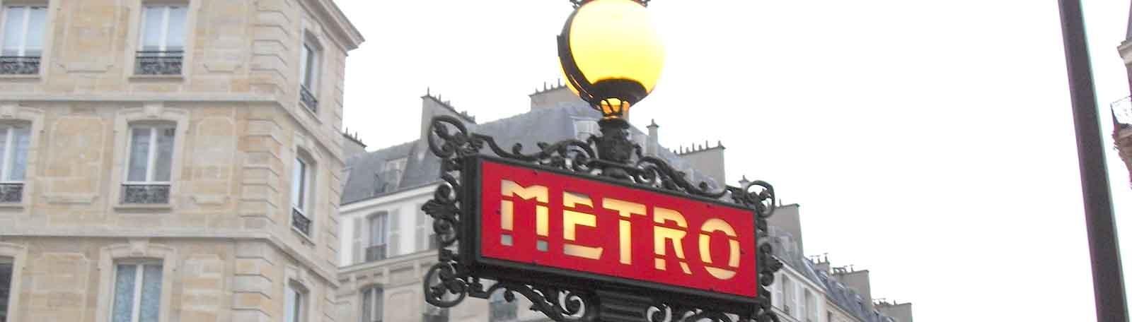 Car Park Paris Subway Saint-Placide