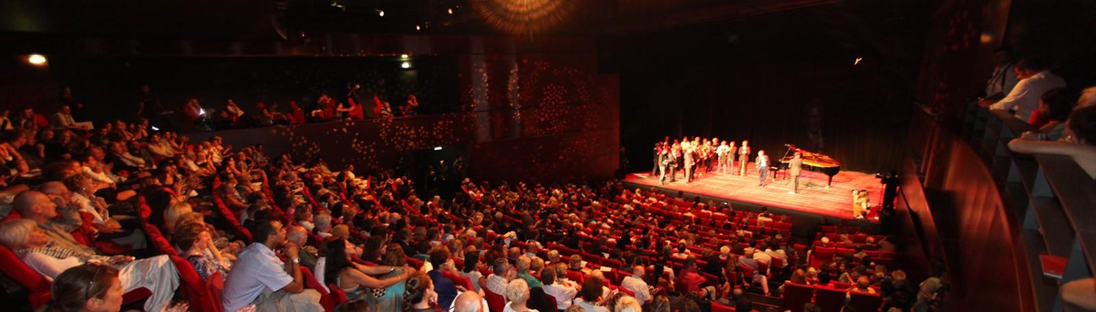 Parkeren Toulon Liberté theater