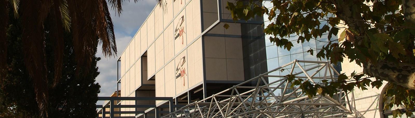 Car Park Toulon Zénith Oméga concert hall