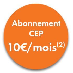 abonnement CEP