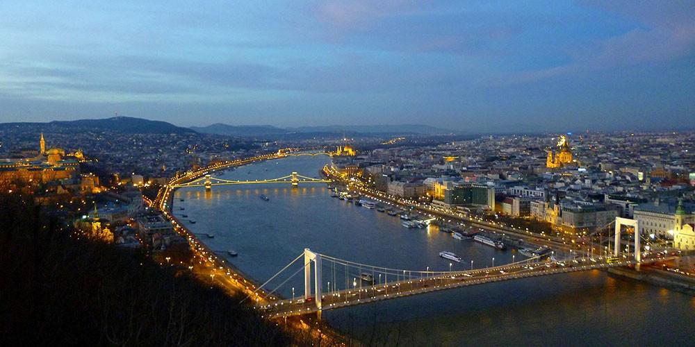 Bestemming Budapest