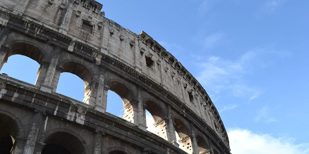 Bestemming Rome