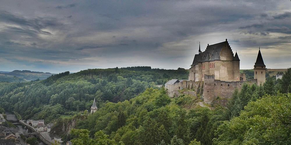 Bezoek van Luxemburg